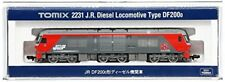TOMIX N gauge DF200-0 2231 model railroad diesel locomotive