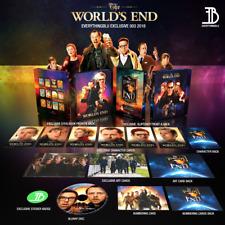 EverythingBlu Exclusive 003: The World's End Full Slip Blu-ray SteelBook