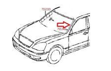 LEXUS OEM FACTORY DRIVERS SIDE WINDSHIELD MOULDING 2001-2006 LS430