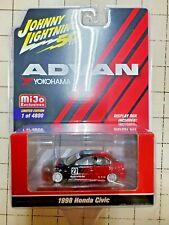 Johnny Lightning 50 Year 1998 Honda Civic Advan Yokohama Mijo Exclusive