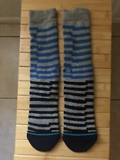 Men's Stance Breakdown Crew Medium Cushion Socks Large Sz 9-12