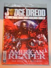 JUDGE DREDD MEGAZINE #357 17TH MARCH 2015 UK MAGAZINE 2000AD AMERICAN REAPER<