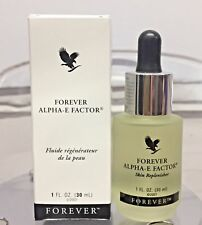 FOREVER LIVING ALPHA E FACTOR SKIN REPLENISHER 1FL OZ  Exp. 2021
