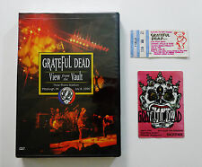 Grateful Dead View from the Vault I One 1 DVD Backstage Pass Ticket Pittsburgh