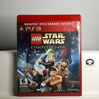 Lego Star Wars The Complete Saga ( PS3 Sony Playstation 3 ) TESTED