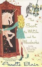 * The Scot, the Witch and the Wardrobe by Annette Blair  LIKE-NW PB