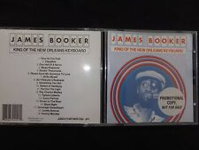 CD JAMES BOOKER / KING OF THE NEW ORLEANS KEYBOARD /