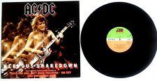 "EX/EX AC/DC Nervous Shakedown 12"" VINYL 45 1983"