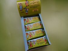 Original Retro Wafer  KOUKOUROUKOU 20 boxes x 20 pcs  Koukou Roukou with sticker