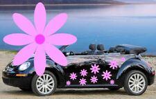 64 Rosa Daisy Flor coche Autoadhesivos, Stickers, alquiler de gráficos, Daisy pegatinas