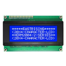 2004 20x4 Character LCD HD44780 Module Display Blue Backlight for Arduino