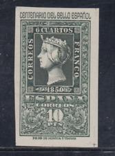 ESPAÑA (1950) MNH NUEVO SIN FIJASELLOS SPAIN - EDIFIL 1077 (10 pts) CENTENARIO