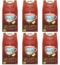 Yogi Tea Loose Classic Chai 90g Cinnamon Spice Organic Stimulating and Soothing