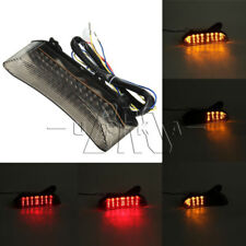 12V Integrated Tail Light Turn Signals For Yamaha YZF R1 02-03 ATV Raptor 700