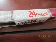 MAYBELLINE Super Stay 24 Hour Wear Lip Color 2-Step
