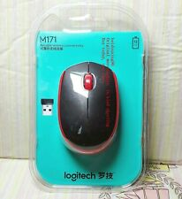 Logitech M171 Wireless Mouse Office Home Computer Notebook Universal Mouse Black