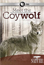 Nature: Meet the Coywolf (DVD, 2014) SEALED