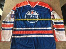 Edmonton Oilers Custom Jersey 83 Ales Hemsky NHL Hockey Home Away Combo fd0e6f8d3