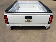 2007-2017 Chevy Silverado 8ft Truck Bed, New Takeoff with  Tailgate
