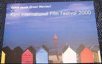 Advertising Film Kent Film Festival 2000 001- unposted