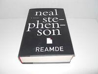 Signed REAMDE Neal Stephenson HCDJ 1ST Edition / 1ST Printing 2011 MINT / RARE!!