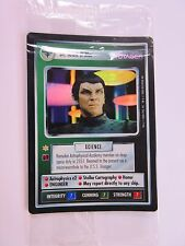 FOIL Dr. Telek R'Mor SEALED Reflections 2000 Decipher RARE ST CCG SP/NM (x1)
