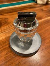 Swarovski Silver Crystal Cigarette Table Smoke Lighter Art 7462 Nr 062 Rare Pcs