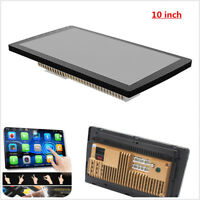 """Ultra thin Quad-Core 1+16G Car Stereo 10.1"""" 1080P  Android 7.1 2Din Touch Screen"""