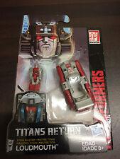 Transformers Titans Return Titan Master Loudmouth NEW