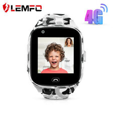 LEMFO LEC2pro Camouflage Children's smart watch Montre pour enfants GPS 4G wifi