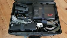 Panasonic SH M7 Camcorder complete with case. VHS Movie.
