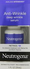 Neutrogena Ageless intensives deep wrinkle skin serum - 1 oz