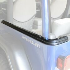 1987-1995 Jeep Wrangler Soft Top Side & Corner Channels with Hardware Kit