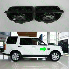 2X For Land Rover Discovery 4 LR4 2010-16 Car LH&RH Black Side Vents Mesh Grille