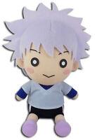 *Legit* Hunter X Hunter Authentic Anime Plush Doll Sitting Killua Zoldyck #56669