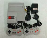 Nintendo New Famicom Console AV NES HVC-101 From Japan FS