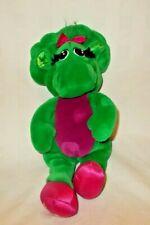 "Vintage Barney & Friends Baby Bop 15"" 1992 The Lyons Group Stuffed Plush"