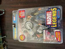 Marvel Legends Legendary Riders  Series Logan Action Figure