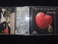 CD FRANK ACE / CRY U OUT OF MY HEART /