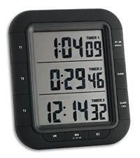 TFA 38.2023 Triple minuteur électronique Triple Time XL - NEUF