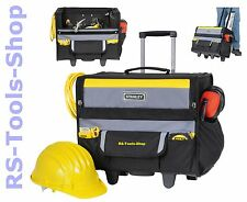 Stanley Toolbox with wheels 1-97-515 tool Trolley Box Bag