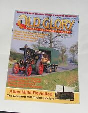OLD GLORY NO.90 AUGUST 1997 - ATLAS MILLS REVISITED