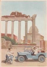 7024) CORPO VIGILI URBANI ROMA, REPARTO MOTORIZZATO.