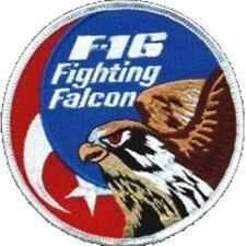 FIGHTING FALCON F-16 SWIRL SSI COLLECTIONS: TURKISH AIR FORCE F-16 INSIGNIA