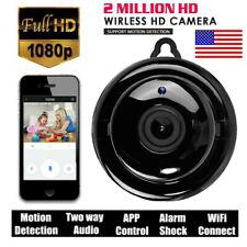 1080P IR Wireless WiFi CCTV Indoor &Outdoor MINI IP Camera CAM Home Security USA