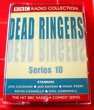 Dead Ringers Series 10 2-Tape Audio BBC Radio Comedy Jon Culshaw/Jan Ravens