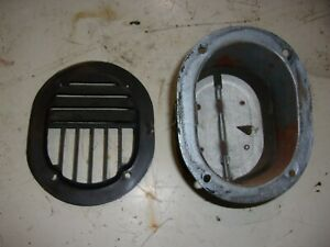 Jeep Fresh Air Vent & Cover Grand Wagoneer Full Size SJ Cherokee FSJ J10