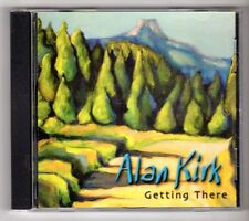(GY289) Alan Kirk, Getting There - 2003 CD