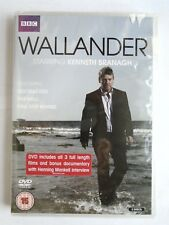 Wallander - Season Series 1 - Complete (DVD, 2008, 3-Disc Set) NEW & SEALED  BB8