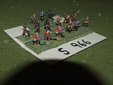 15mm AWI / french -  Indian Wars 15 Infantry - inf (SV966)